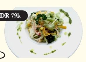 Classic Vegetarian Salad (VEGE)