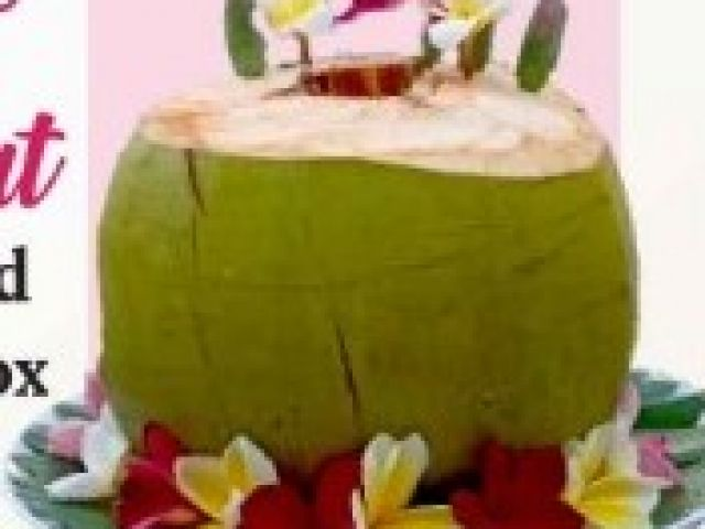 Fresh Whole Coconut